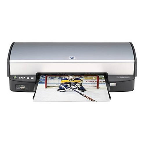 HP Deskjet 5940 Photo Printer (C9017A#B1H) by HP