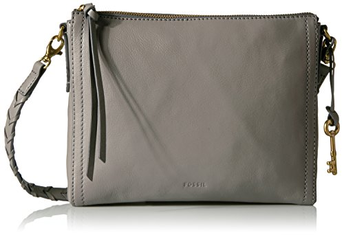 Fossil Emma E/W Crossbody (Fossil Handbag Leather)