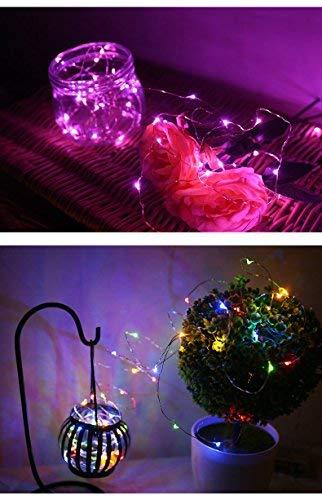 Wanlipo - Bombilla de corcho para botella de vino, 6 unidades, 10 LED, luz solar, para botellas, bodas, Navidad, Acción de Gracias: Amazon.es: Iluminación