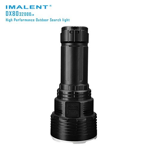 Imalent DX80 Flashlights High Lumens 32000 Lumens Searchlight LED Flashlights Built-in Battery by IMALENT (Image #4)