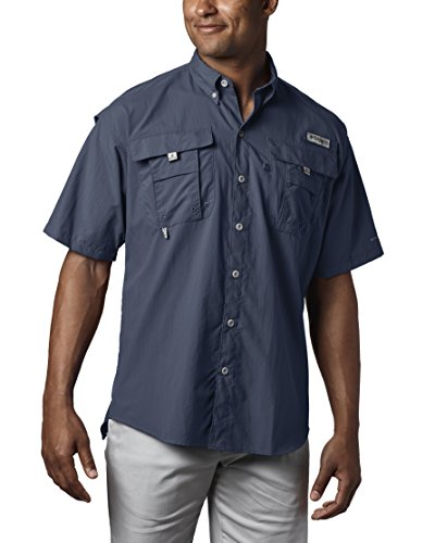 a II Short Sleeve Shirt (Tall), Collegiate Navy, 4XT ()