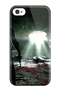 Anti-scratch And Shatterproof The Evil Within Phone Case For Iphone 4/4s/ High Quality Tpu Case