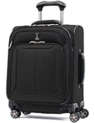 Travelpro Skypro Lite 20 International Expandable 8-Wheel Carry-On Luggage Spinner
