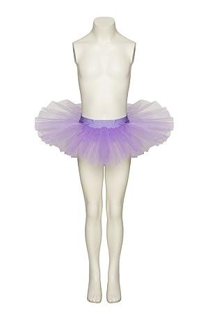 Girls Ladies White Romantic Ballet Dance Tutu Stiff Netting All Sizes By Katz