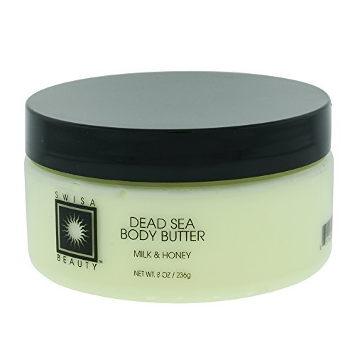 Swisa Beauty Body Butter 8 Ounce product image
