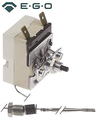 Falcon Seguridad Termostato EGO para Combi Silenciador, horno eléctrico, cafetera eléctrica
