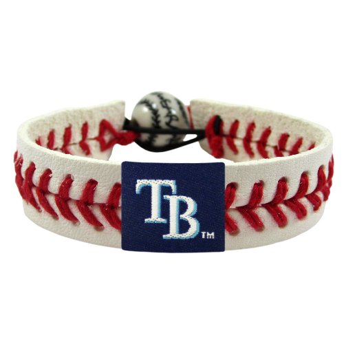 Bay Bracelet Tampa Rays - MLB Tampa Bay Devil Rays Classic Baseball Bracelet
