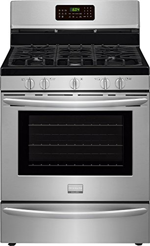Frigidaire FGGF3058RF Smudge Proof Stainless Steel