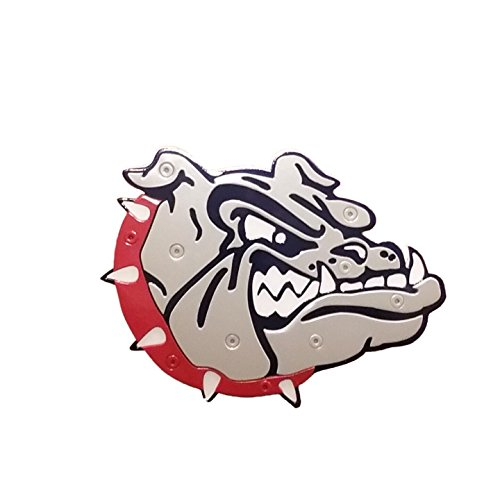 Gonzaga Bulldogs Custom Hitch Cover