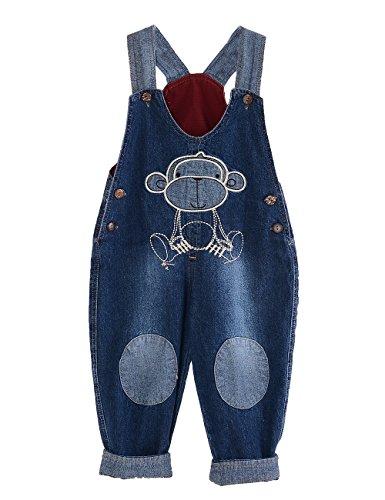 GGBaby @ Tuinbroek voor baby's, jongens en meisjes, jeansbroek, tuinbroek, broek, baby, kinderen, overall
