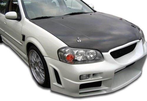 Duraflex ED-VNJ-175 Evo Body Kit - 4 Piece Body Kit - Compatible For Nissan Maxima 2000-2003