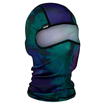 ZANheadgear Unisex-Adult Balaclava Multicolor, One Size Polyester Winter Camo