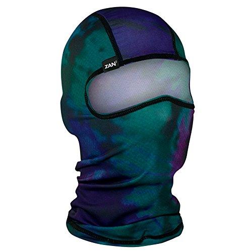 ZANheadgear Unisex-Adult Balaclava (Polyester Northern Light) (Multicolor, One Size)