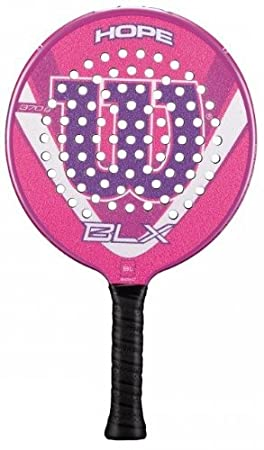 Amazon.com : Wilson 13 Hope BLX Platform Tennis Paddle ...