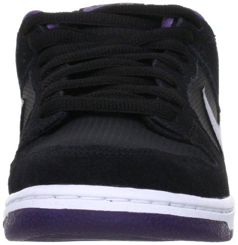 Hommes Noir Nike Loup Dunk De Bas Violet Canyon Profil Gris Sb 511HqTwg