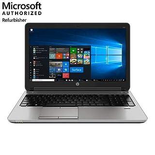 "HP ProBook 650 G1 Laptop 15.6"", Intel Core i5, 8GB RAM, 500GB HDD, Webcam, Win 10 Home (Renewed)"