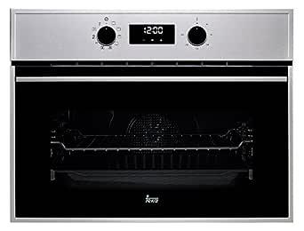 Teka HSC 635 - Horno (Pequeño, Horno eléctrico, 44 L, 2615 W, 44 L ...