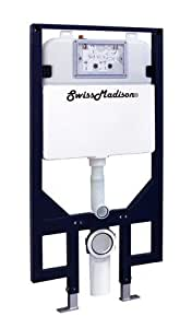 SWISS MADISON WALL HUNG TOILET IN-WALL CARRIER 2X4