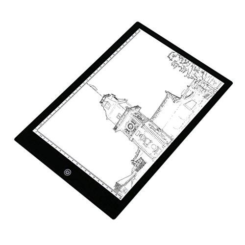 Tracing LESHP Acrylic Flicker Free Translucent