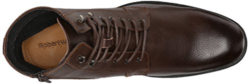 Robert Men's Combat Donovan Brown Wayne Boot 7Rqrw7a