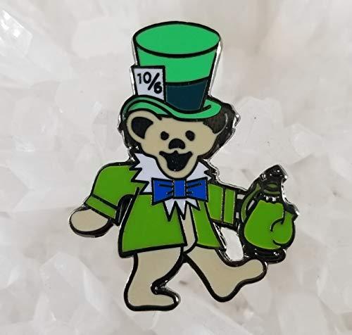- Alice In Wonderland V2 Hatter Bear Dark Green 1.5