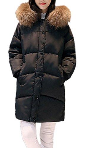 Puffy Winter Coat - 3