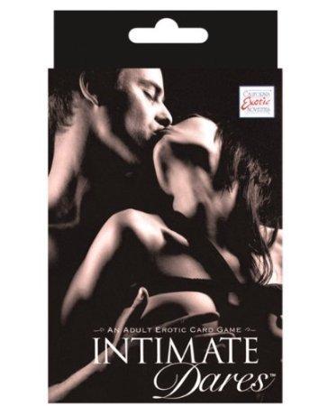 Intimate Dares Game by Sh-yolada
