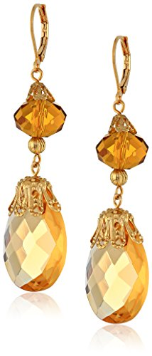 Topaz Crystal Drop - 6