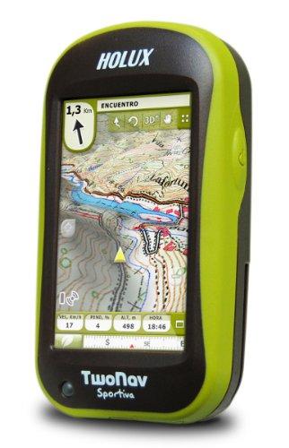 twonav sportiva batteria  CompeGPS TwoNav Sportiva - GPS da outdoor: : Sport e tempo ...