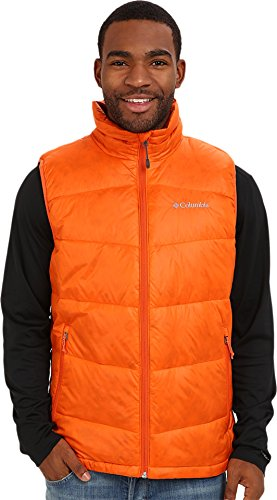 Columbia Gold Turbodown Down Vest