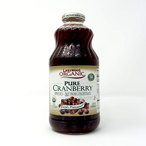 Buy organic cranberry concentrate liquid