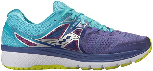 Running Shoes Purple Triumph Saucony Citron Blue ISO Women's 3 UWAYYnIP