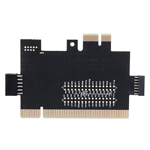 Pukido Analyzer Diagnostic LPC-DEBUG Card PCI PCI-E LPC-Debug Post Test Kit Motherboard