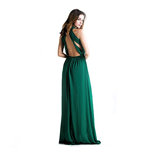 Missord Backless Sleeveless Cross Dress product image