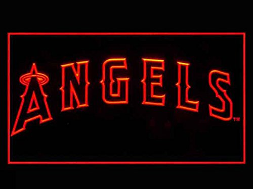 Anaheim Neon Sign - L.A. Anaheim Angels Bar Pub Led Light Sign