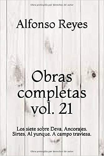 Amazon.com: Obras completas vol. 21: Los siete sobre Deva ...