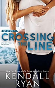 Crossing the Line (Hot Jocks Book 4)