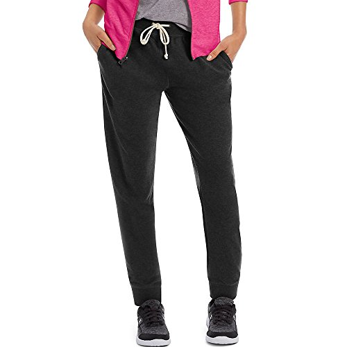 - Champion Women's French Terry Jogger, Black, XL