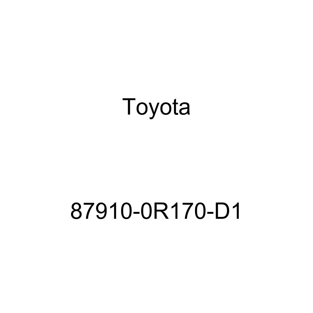 Genuine Toyota 87910-0R170-D1 Rear View Mirror Assembly