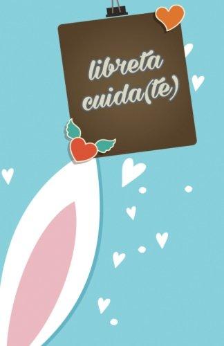 Libreta cuida(te): interior color (Agenda SPA) (Volume 5 ...