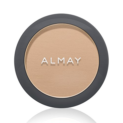 Almay Foundation - Almay Smart Shade Skin Tone Matching Pressed Powder, Light/Medium [200] 0.20 oz
