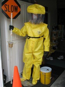 Hazmat Chemical Suit Costumes Best Costumes For Halloween