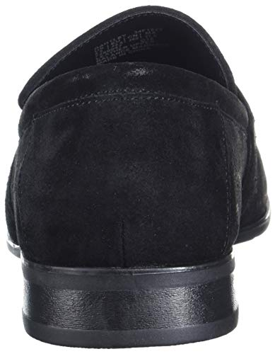 Oxford Klein Bartley Calvin Suede Men's Black qtZFnxawT