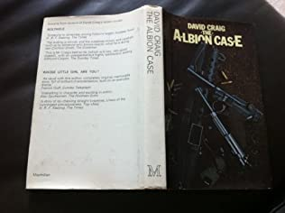 book cover of The Albion Case