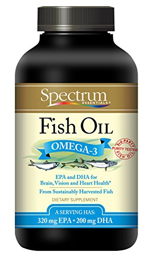 Spectrum Essentials Pure Fish Softgels