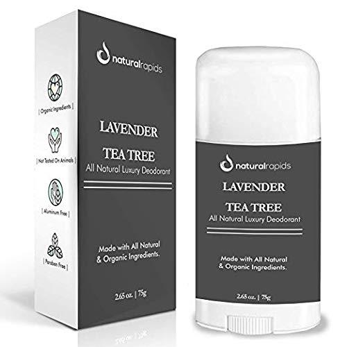 Aluminum-Free Natural Deodorant With Magnesium review