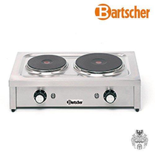 Bartscher Elektro-Tischkocher 2 Platten 105322