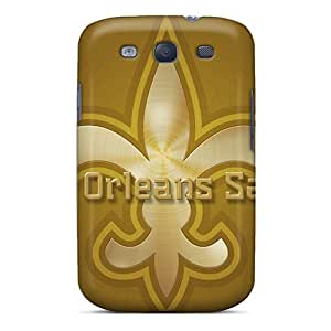 Jamiemobile2003 Cases Covers Protector Specially Made For Galaxy S3 New Orleans Saints
