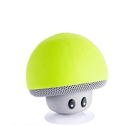 Sudroid Mushroom Mini Wireless Portable Bluetooth 4.1 Speake