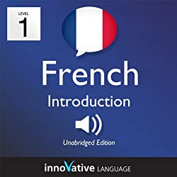 Learn French with Innovative Language's Proven Language System - Level 1: Introduction to French
